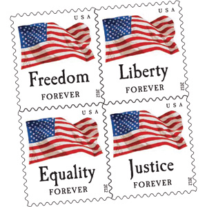 Forever-Stamp